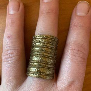 2/25$ 🛍 Silpada K & R ring